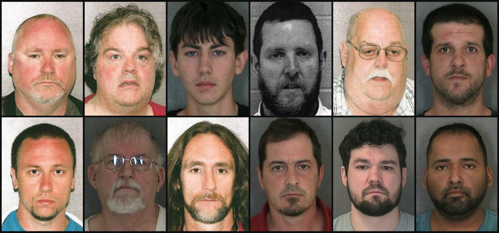 Police make 12 arrests in sex sting | Local | poststar com