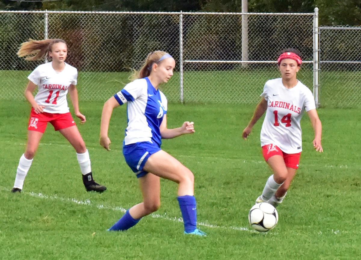 Girls soccer: Lake George vs. Fort Ann
