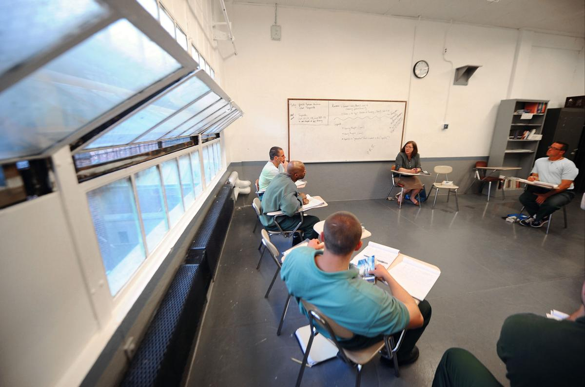 Great Meadow inmate education