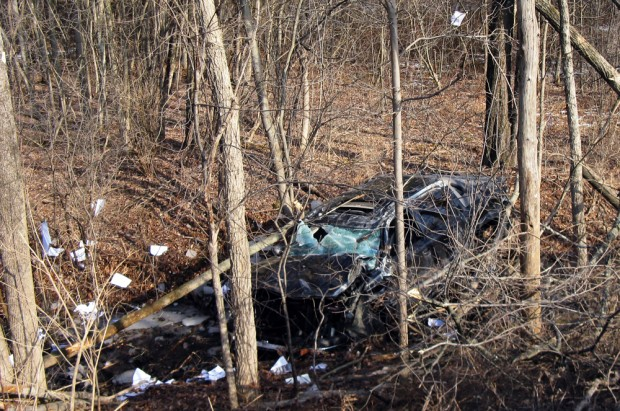 Saratoga Springs driver seriously hurt in Route 29 crash