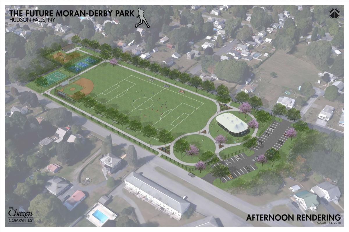Derby Park rendering