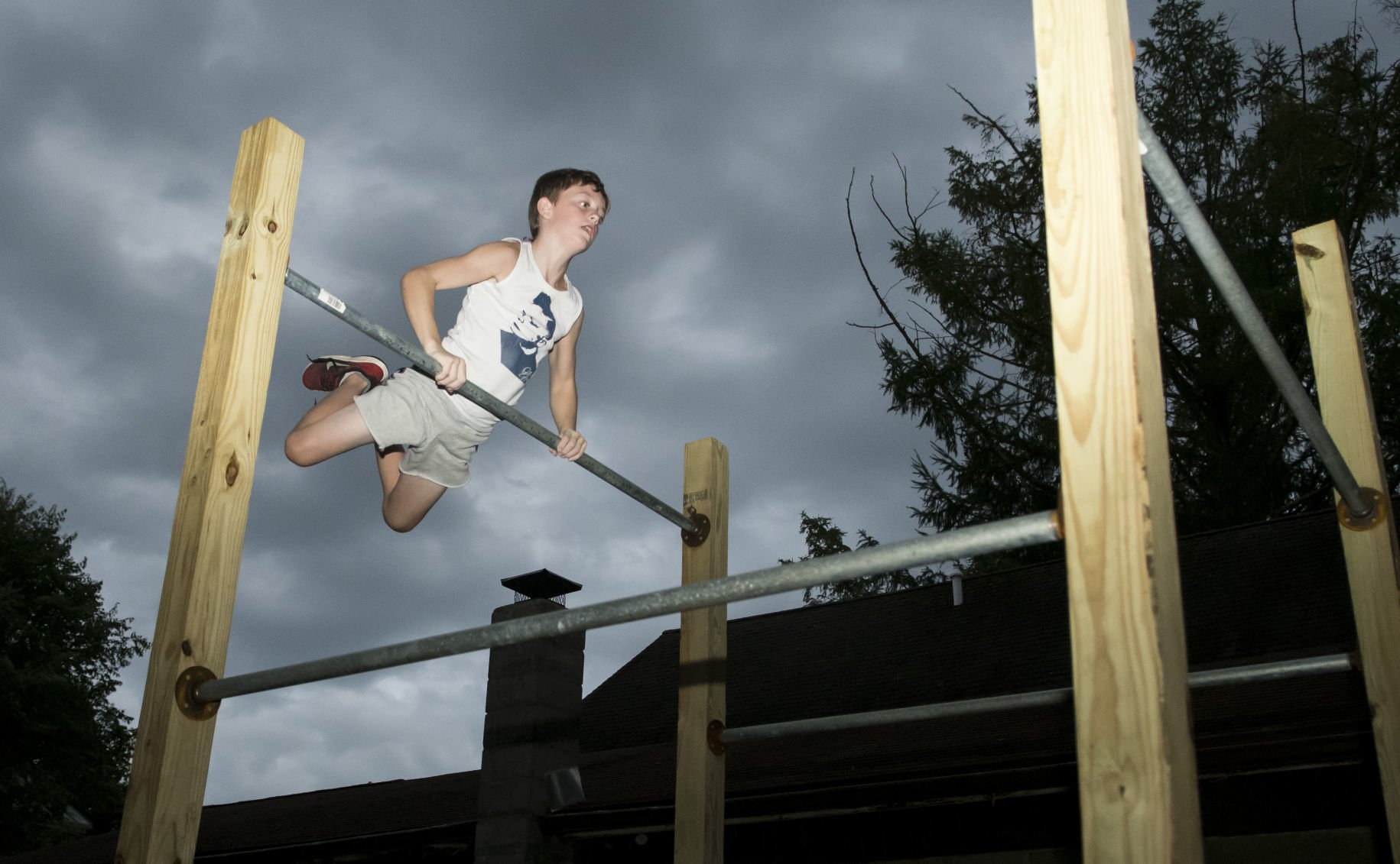 Spa city kid to compete on american ninja warrior junior news