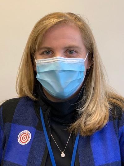 Warren County Health Services Director Ginelle Jones