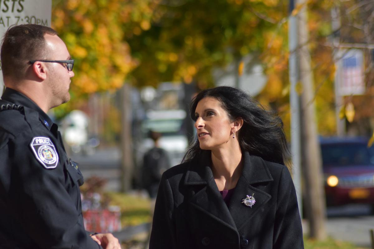 Cambridge mayor fights opiates