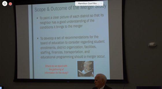 Merger study kicks off
