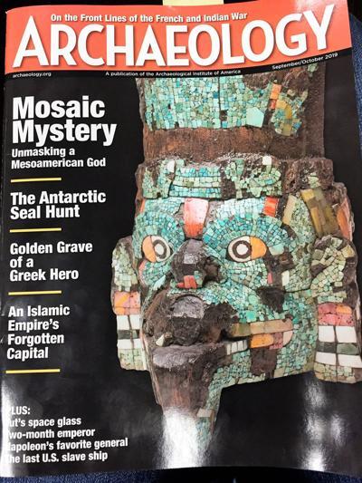 Archaeology magazine