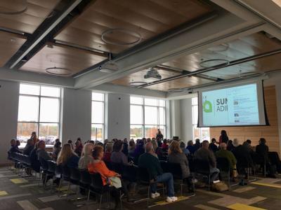 SUNY Adirondack talk