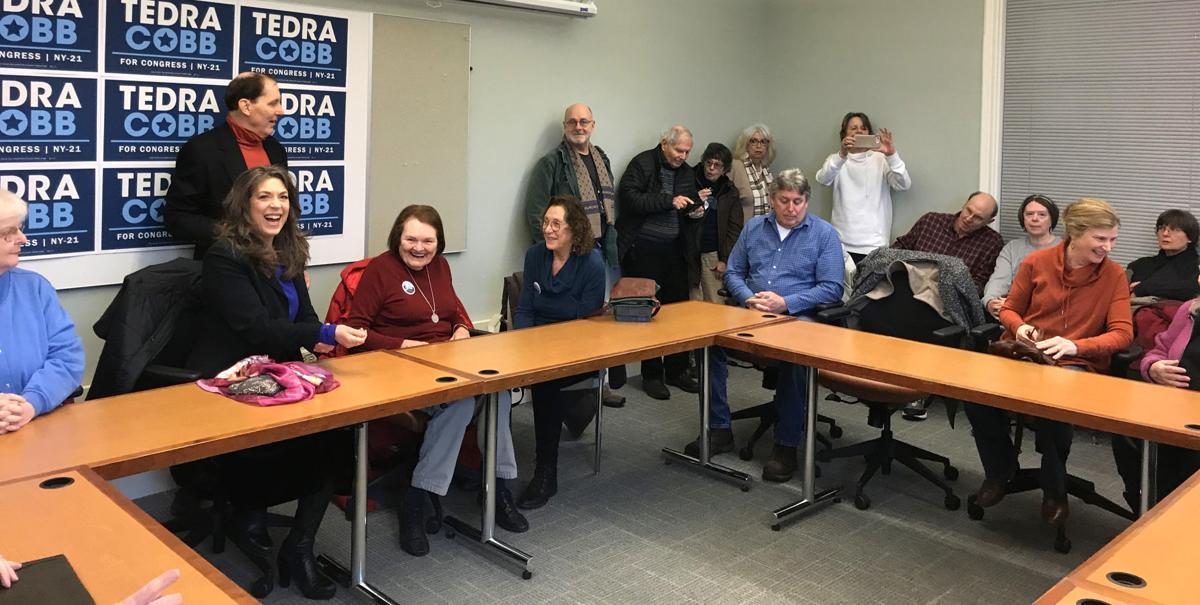 Tedra Cobb health care roundtable