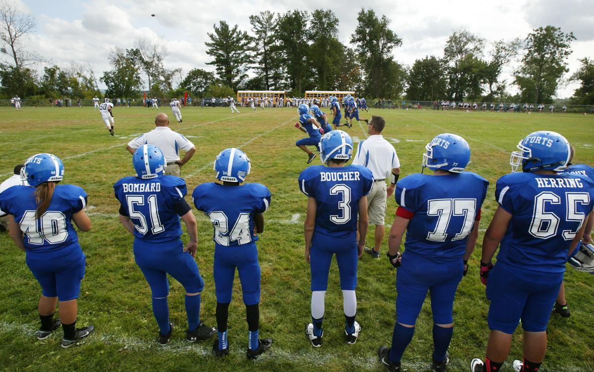 Small-school football