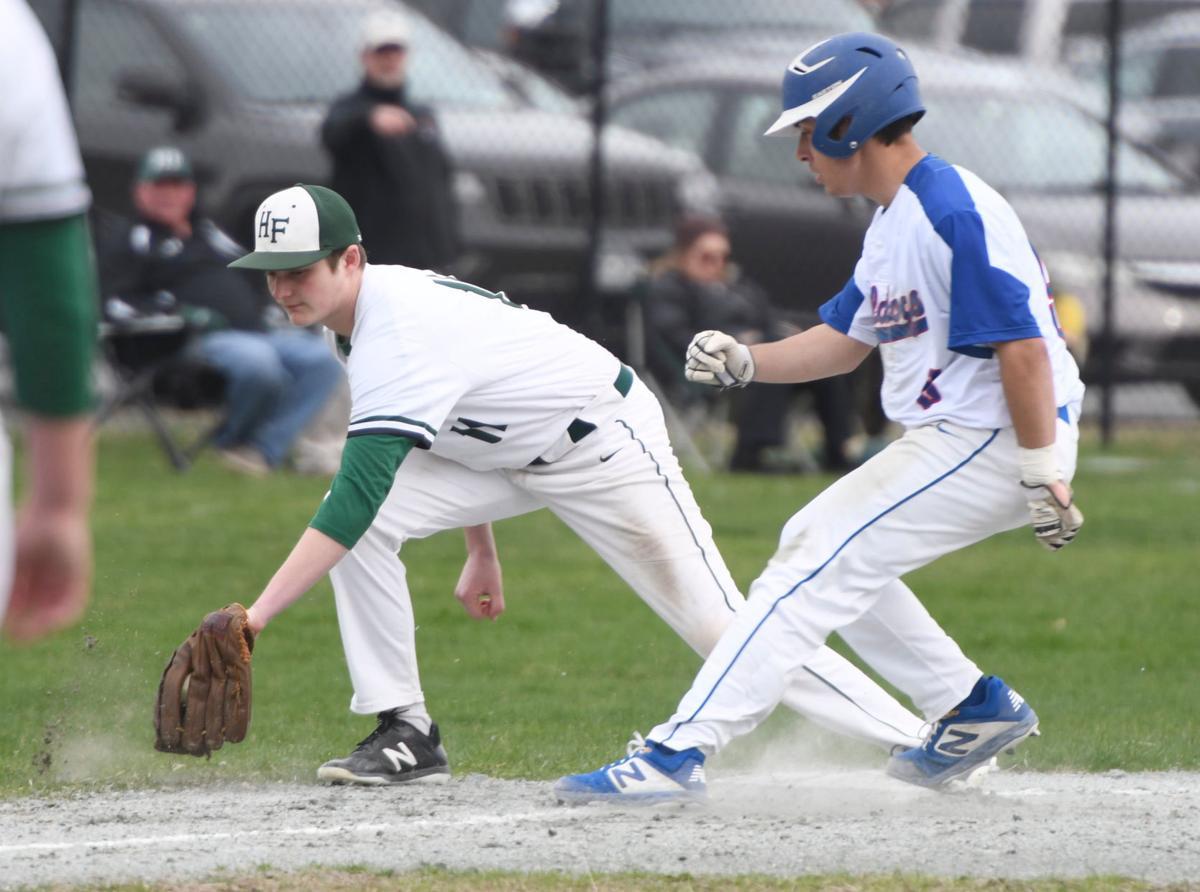 Baseball: Hudson Falls vs. South High