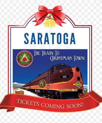 saratoga north creek railway wont have polar express this year local poststarcom - Train To Christmas Town