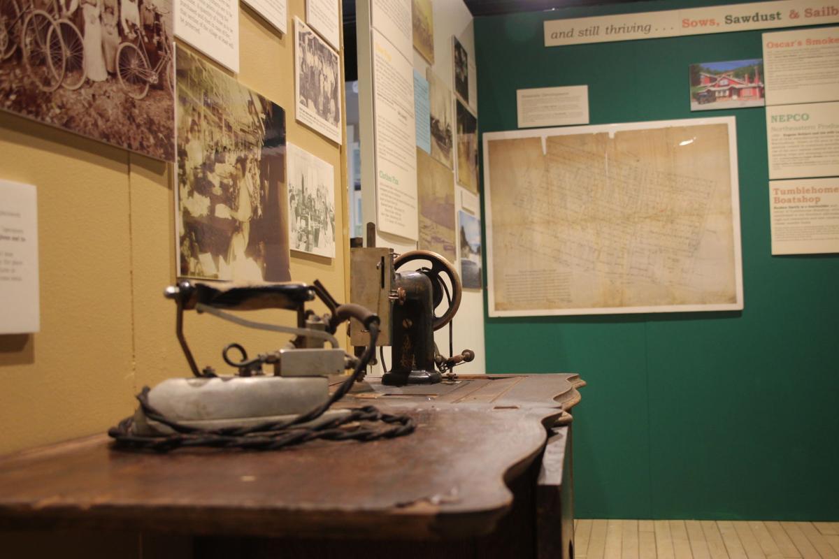 Warrensburg history