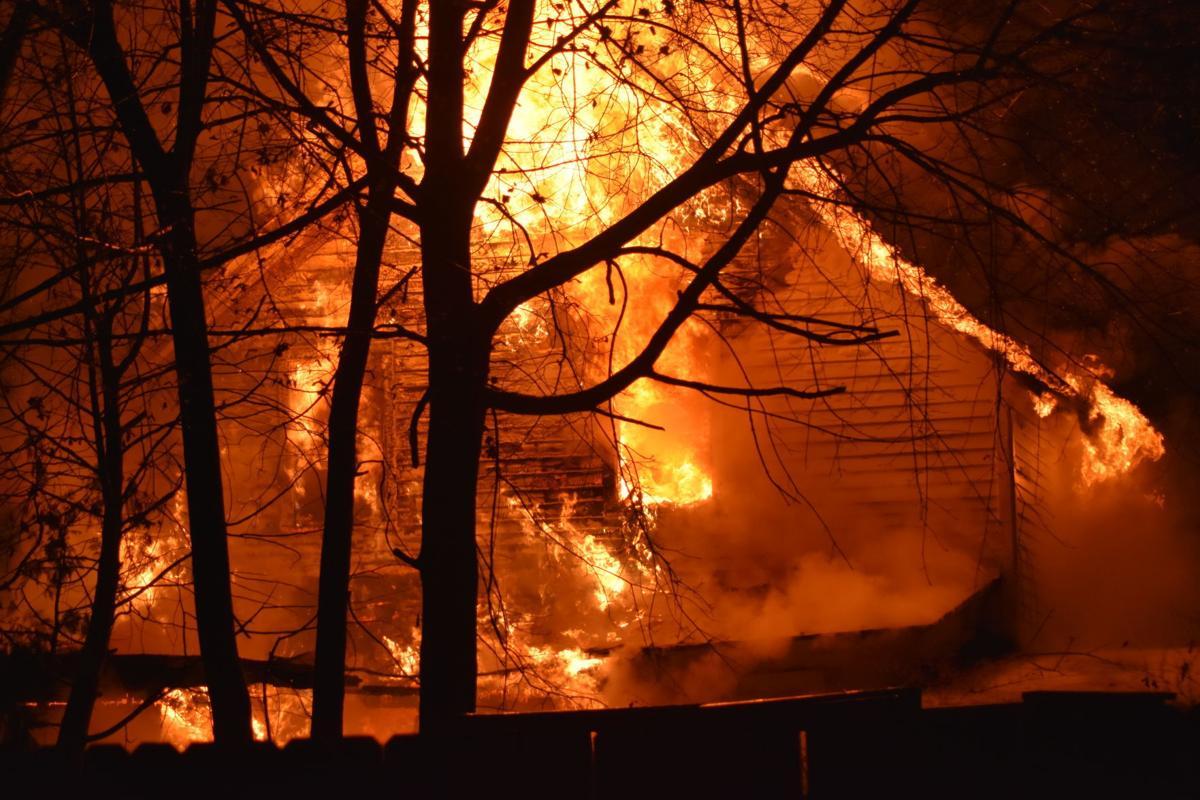 Kenworthy Avenue fire