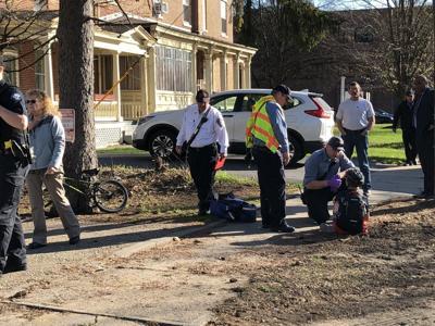 Car-bike accident