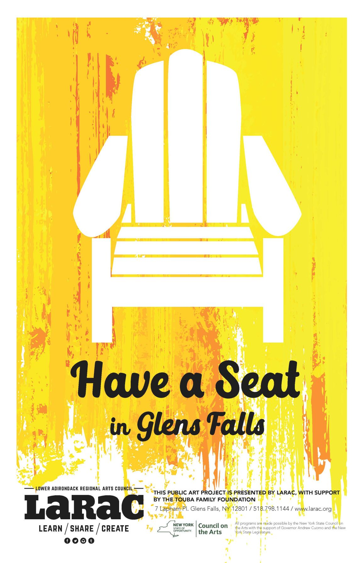 Have a Seat in Glens Falls