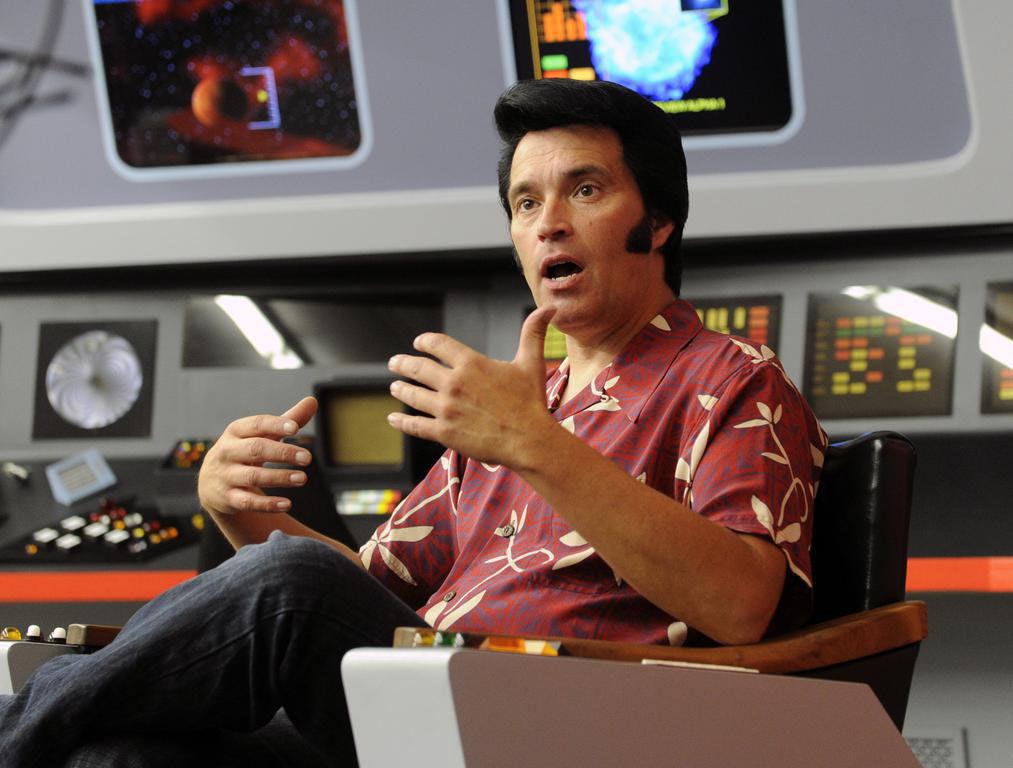 'Star Trek' replica