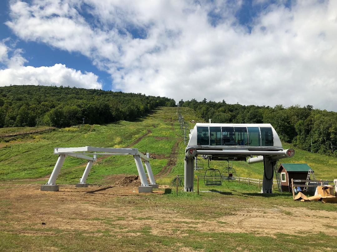 Face Chairlift
