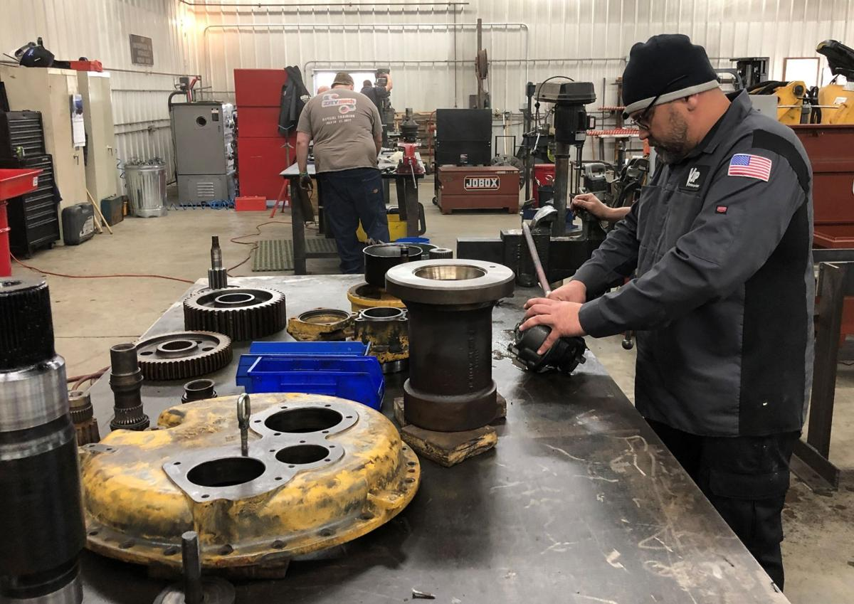 Hydraulics firm opens in Wilton