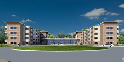 SUNY Adirondack housing