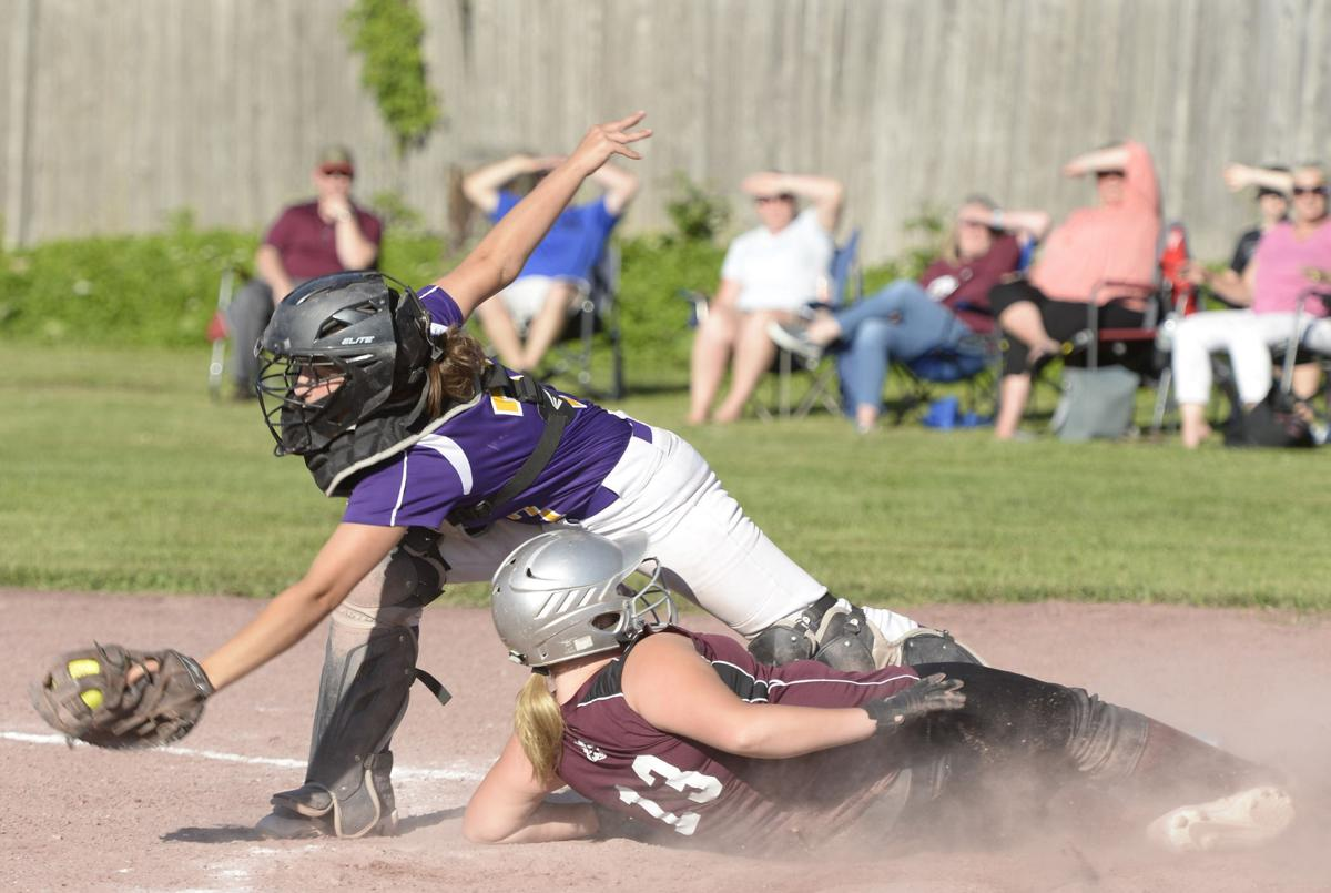 Softball: Class D championship game