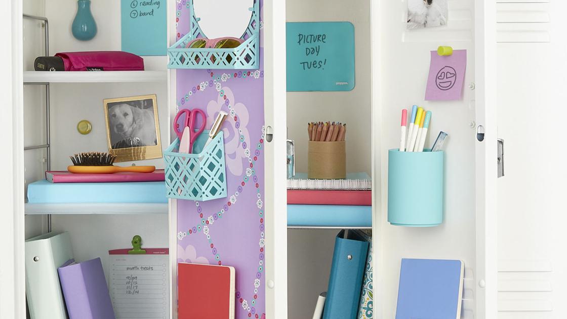 Locker decorations and beyond