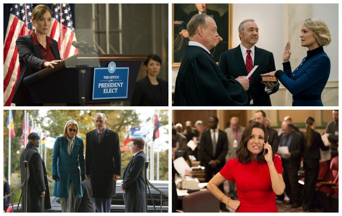 Political TV shows