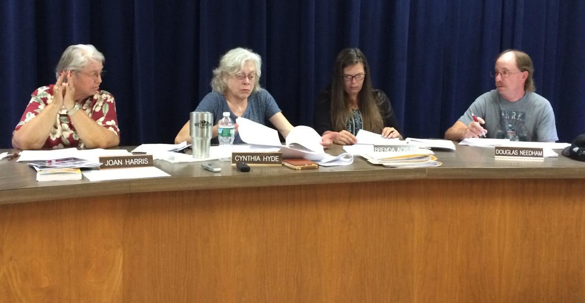 Thurman Town Board
