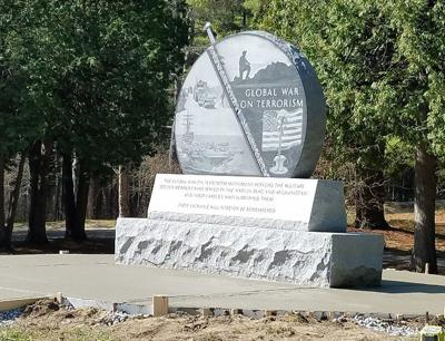 Global War on Terrorism Monument completed