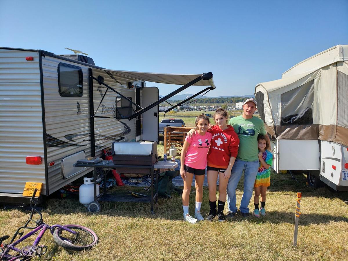 balloon festival camping