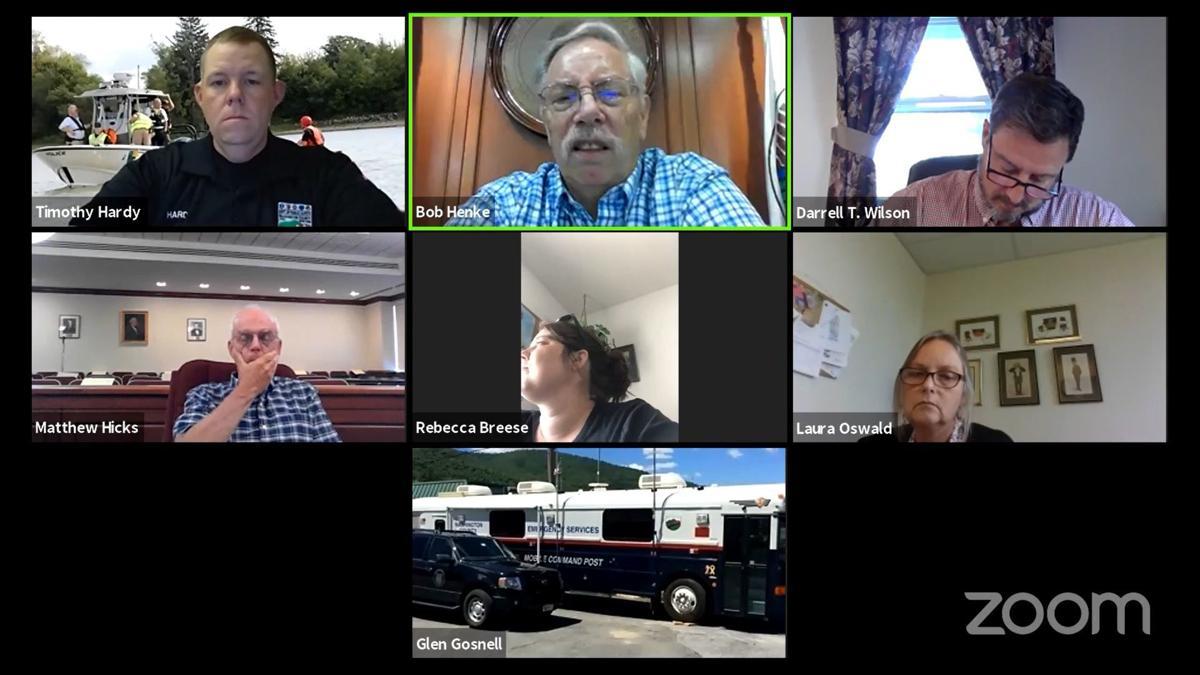 'Restarting Washington County' Advisory Committee