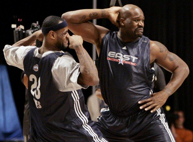 4545512baeb01 Shaquille O'Neal is a man-child with a giant legacy | Sports ...