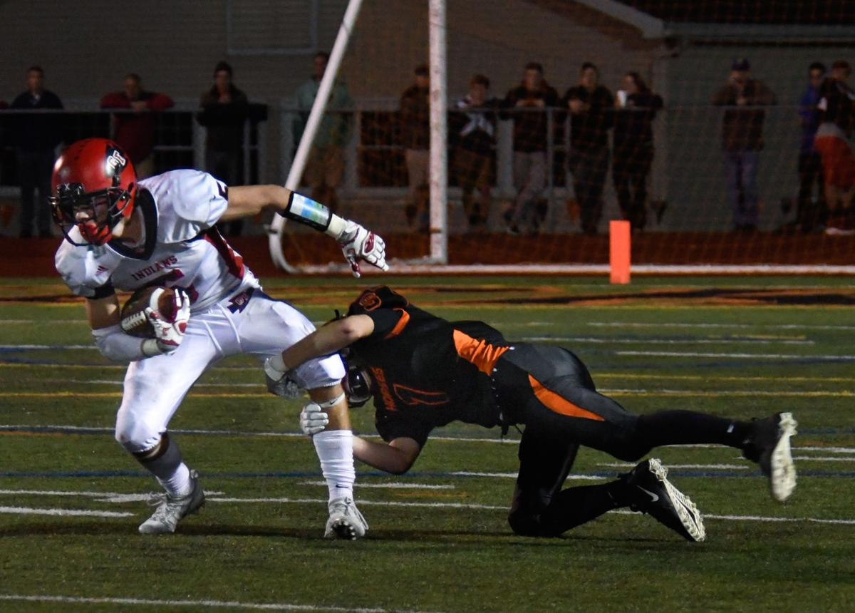 Football: Glens Falls at Schuylerville