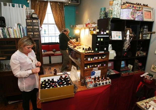 Adirondack Aromatherapy