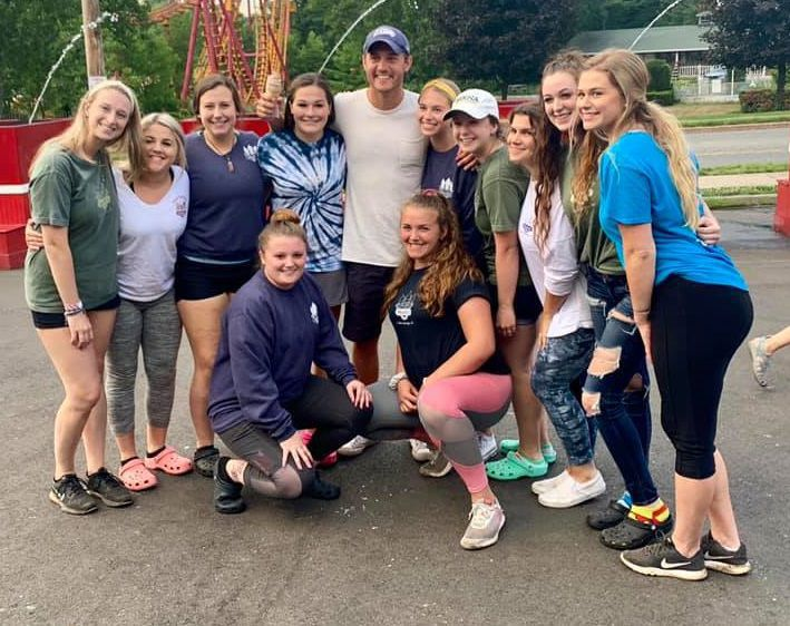 'Bachelorette' contestant spotted at Martha's
