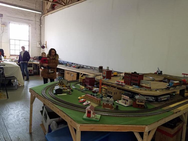 O scale Layout