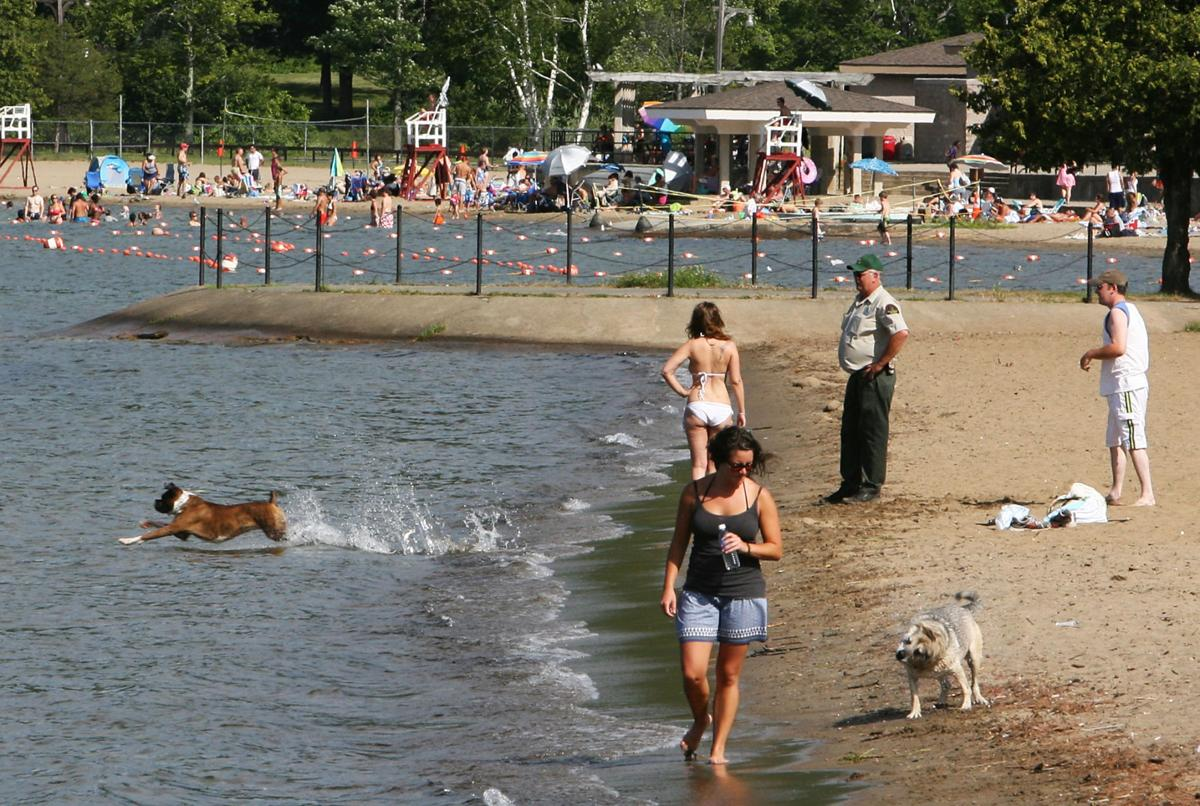 Lake George Dog Friendly