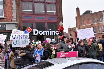 Women's March in Glens Falls