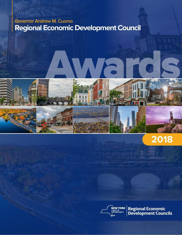 REDC award booklet