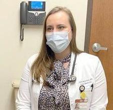 Dr. Ashley Bernotas