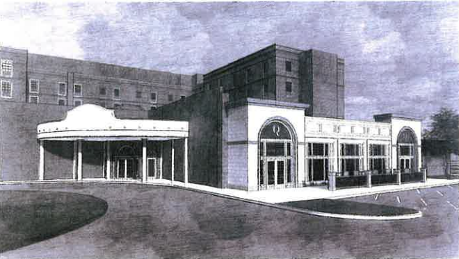 Queensbury Hotel expansion