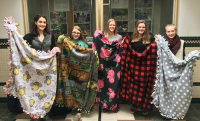 Cambridge Student Council gives back to community