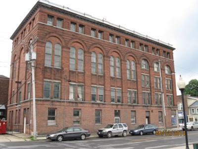 Masonic Temple building
