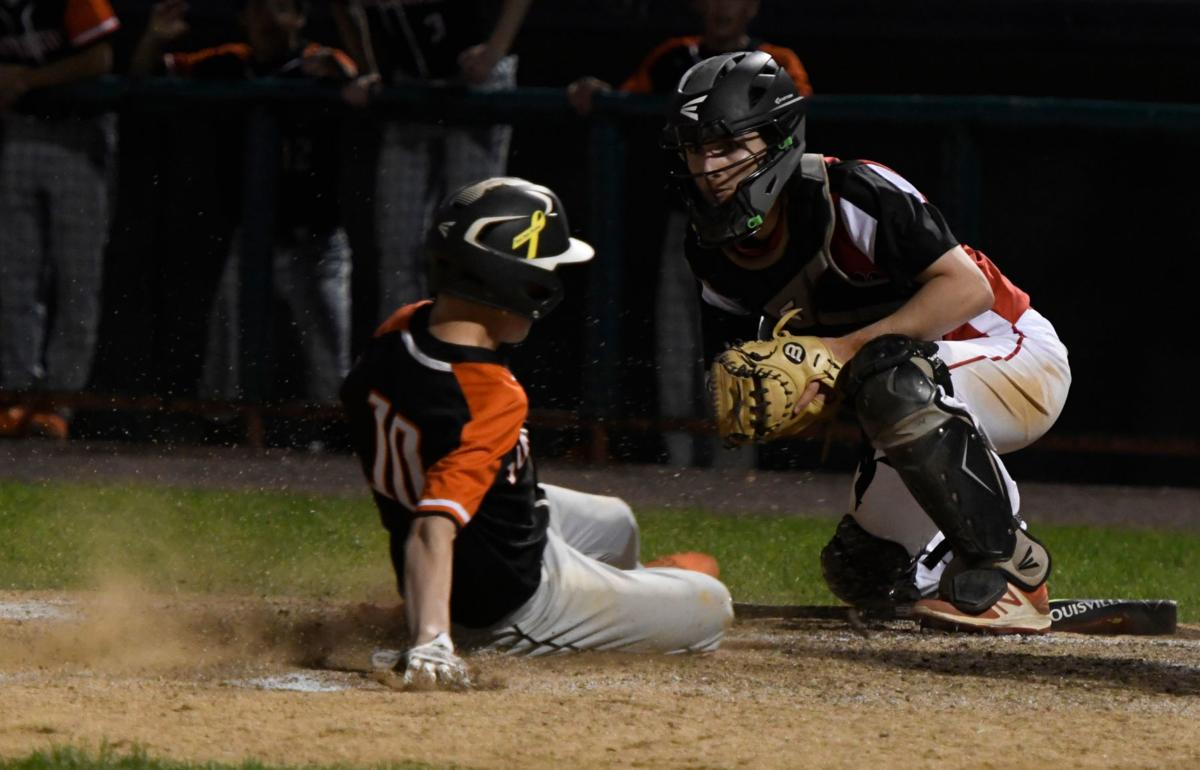 Baseball: Schuylerville vs. Mechanicville