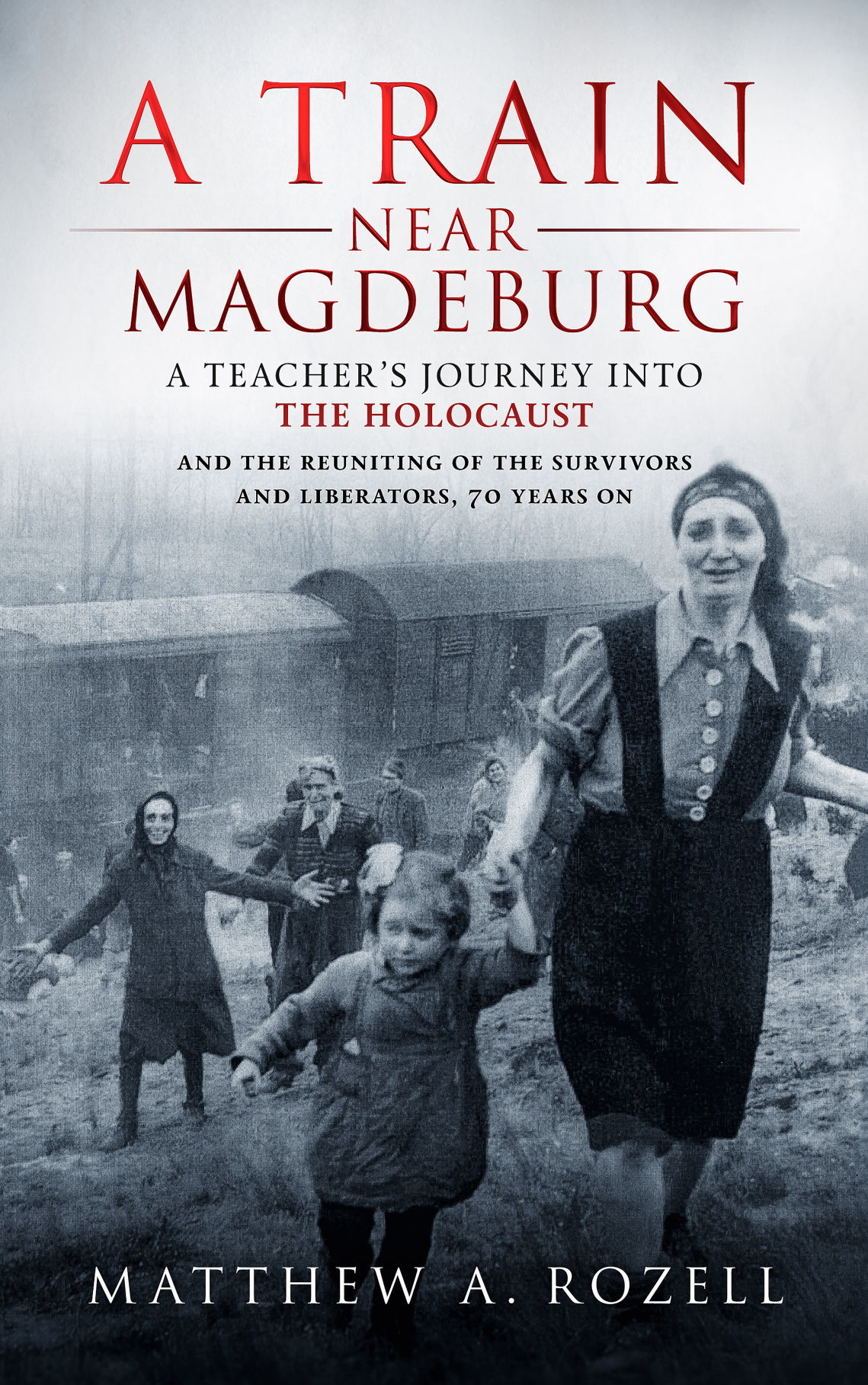 Rozell releases new book on Holocaust