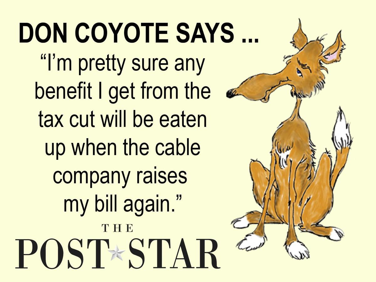 Don Coyote says