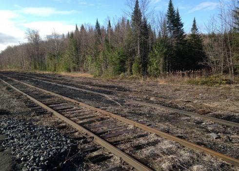 Tahawus rail line