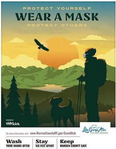 Warren County urges masks