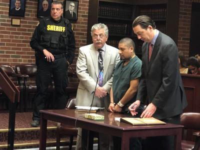 Shooting sentencing