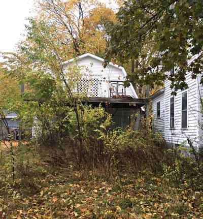 Marion Avenue zombie house