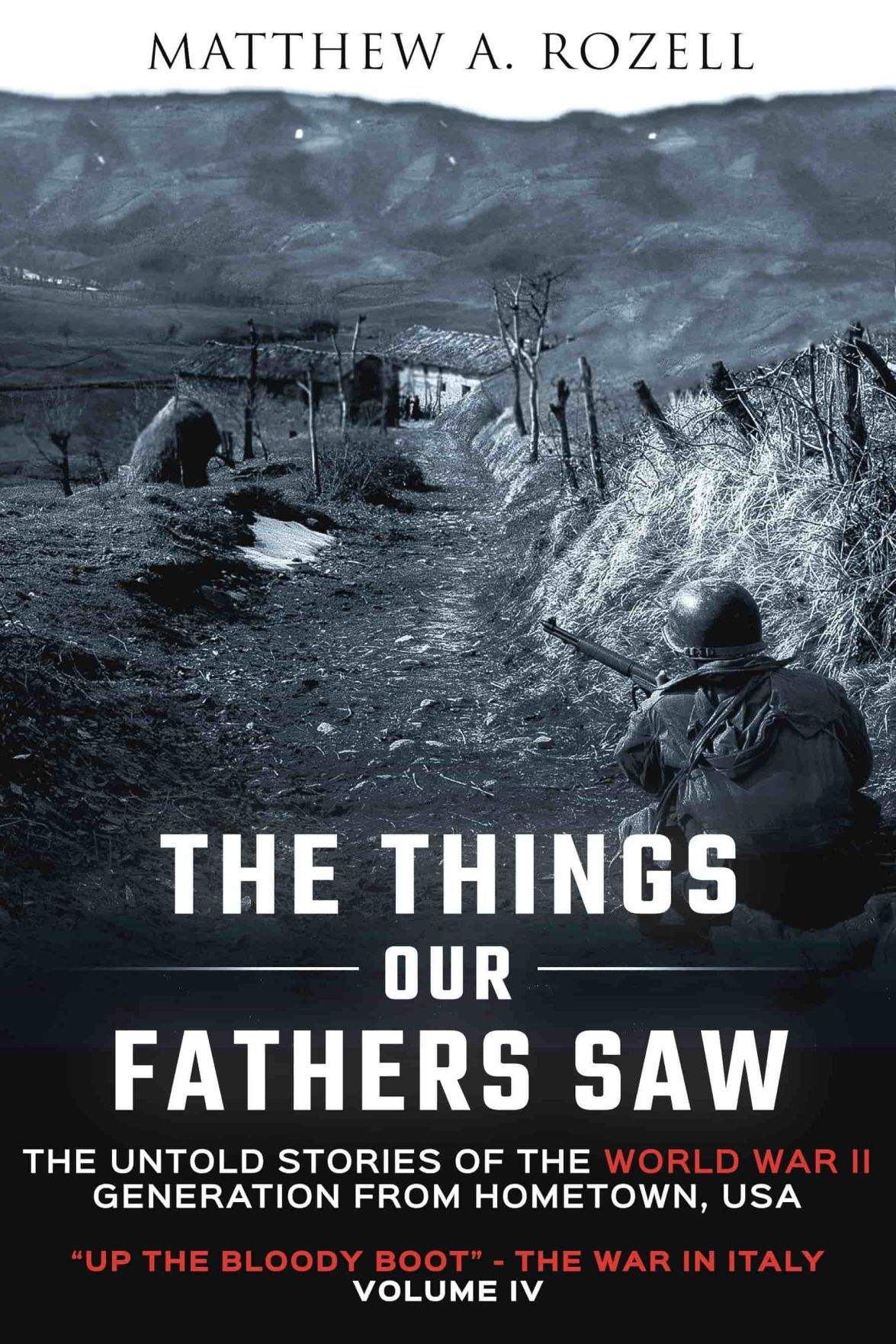'The Things Our Fathers Saw'